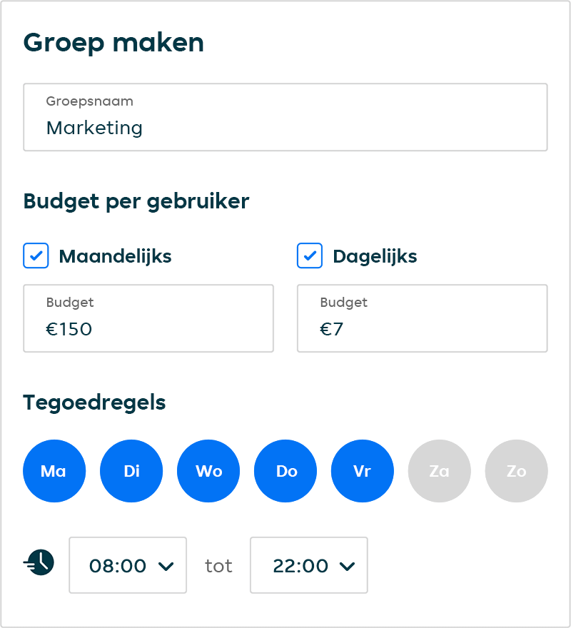 example image add users and create groups
