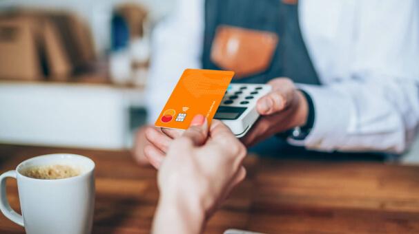 takeaway pay debit card